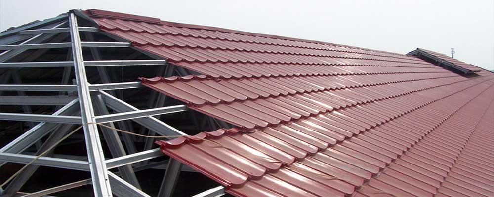 Jasa Pemasangan Atap Rangka Baja Ringan Kanopi Harga